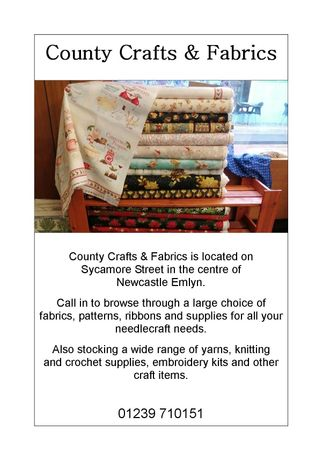 County Crafts & Fabrics